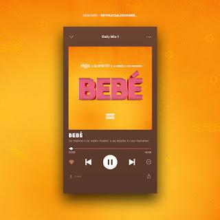 Dj Habias ft. Dj Vado Poster & As Bebes Leo Hummer - Bebé (Afro House)
