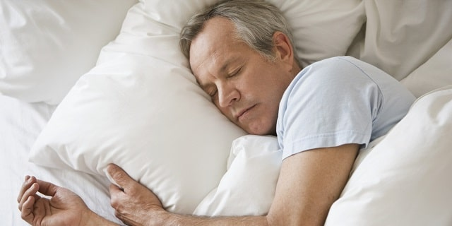 aging adult guide how to fall asleep quickly improve sleeping quality