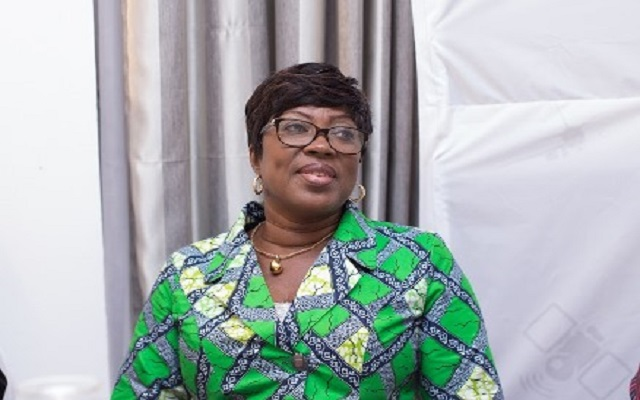 Former Transport minister Dzifa Attivor Said, Vote For NDC or I will go to jail