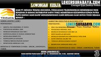 Open Recruitment at PT. Menara Tridaya Indonesia Gresik Oktober 2020