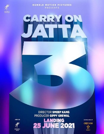Carry on Jatta 3 (2021) Movie Review: A Hilarious Comedy