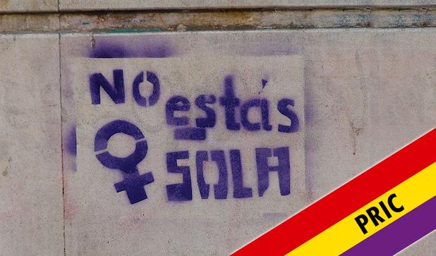 PRIC: Comunicado 8 de Marzo. Día Internacional de la Mujer.