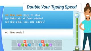 Game Untuk Belajar mengetik cepat 10 jari (online & offline)