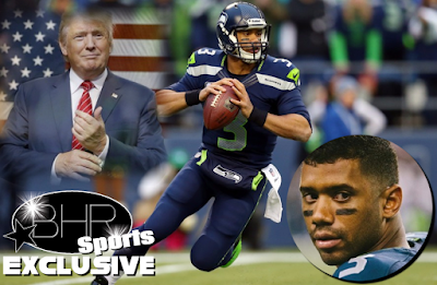 "Seattle Seahawks QB Russell Wilson Says ""Donald Trump Will Not Last Four Years In Office"""