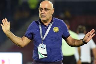 Nelo Vingada Letak Jawatan Ketua Jurulatih Bola Sepak Malaysia