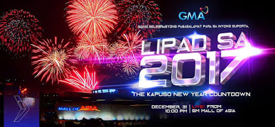 Lipad sa 2017: The Kapuso New Year Countdown Video