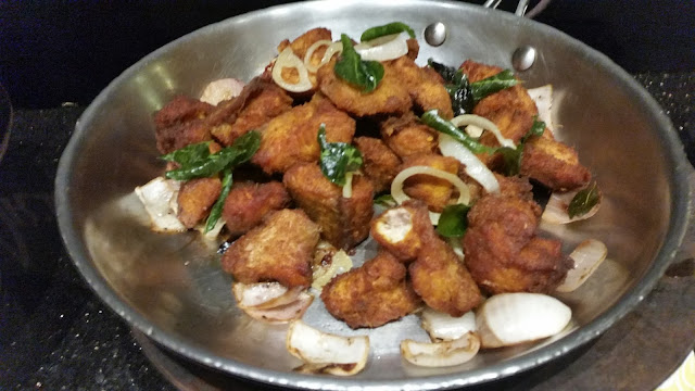 Fried Fish with Malay Herbs