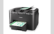 Canon MAXIFY MB2740 Driver Softwar Free Download