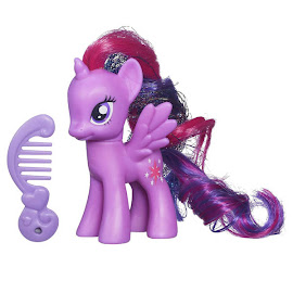 My Little Pony Single Wave 2 Twilight Sparkle Brushable Pony