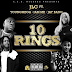 "JLC feat. YoungMega, IamMe & Jay Bang - ""Ten Rings"""
