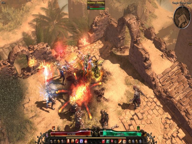 Download Grim Dawn Forgotten Gods Game Setup Exe