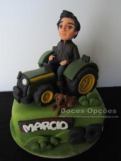 O tractor do Marcio