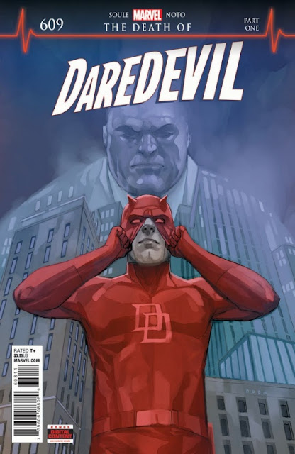 The Death of Daredevil