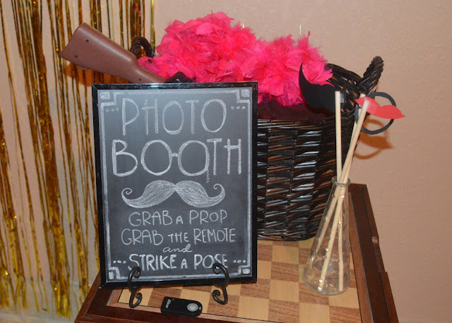 Gatsby Party, Photobooth, goodbye roaring 20s, hello 30