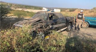 Agricultor morre vítima de acidente entre caminhonete e moto no interior da Paraíba