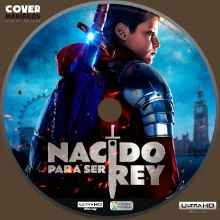 The Kid Who Would Be King - NACIDO PARA SER REY [ DVD 4K-UHD ]GALLETA