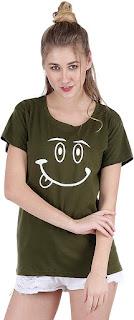 Broadstar Women's Cotton T-Shirt Review