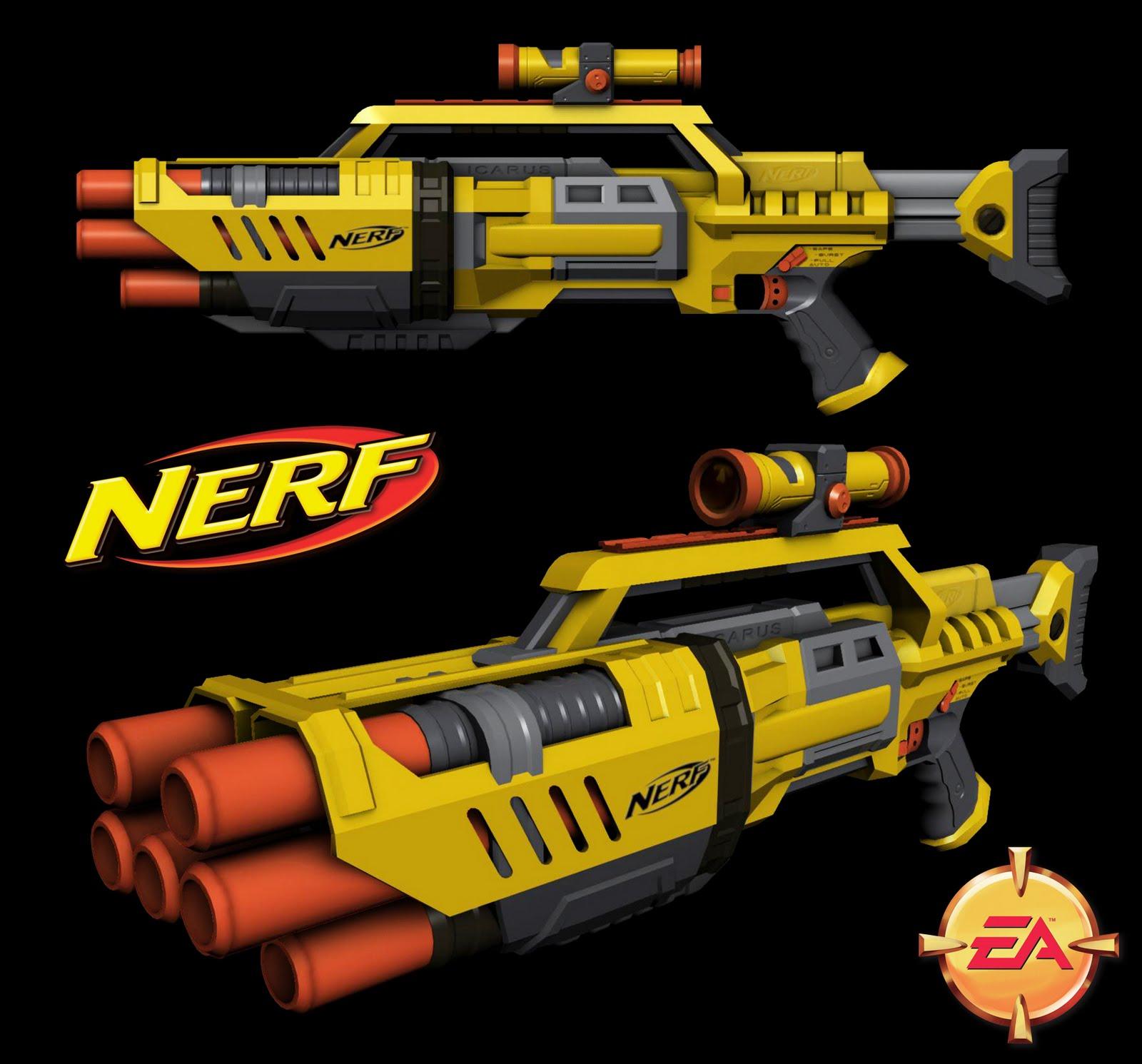 Nerf Online Spielen