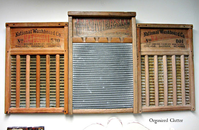 Washboard Upcycle & Repurpose Projects For The Home & Garden