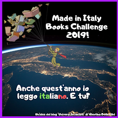Made in Italy Books Challenge 2019