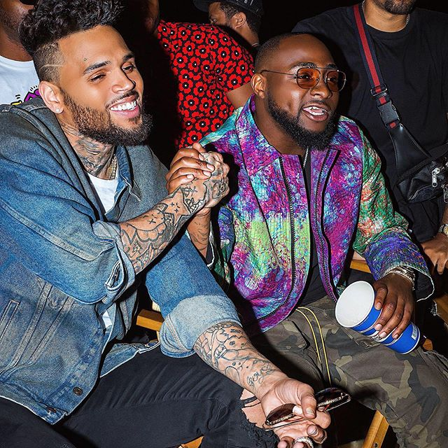 "Listen To Davido & Chris Brown's New Single ""Blow my mind"" - Download Mp3"