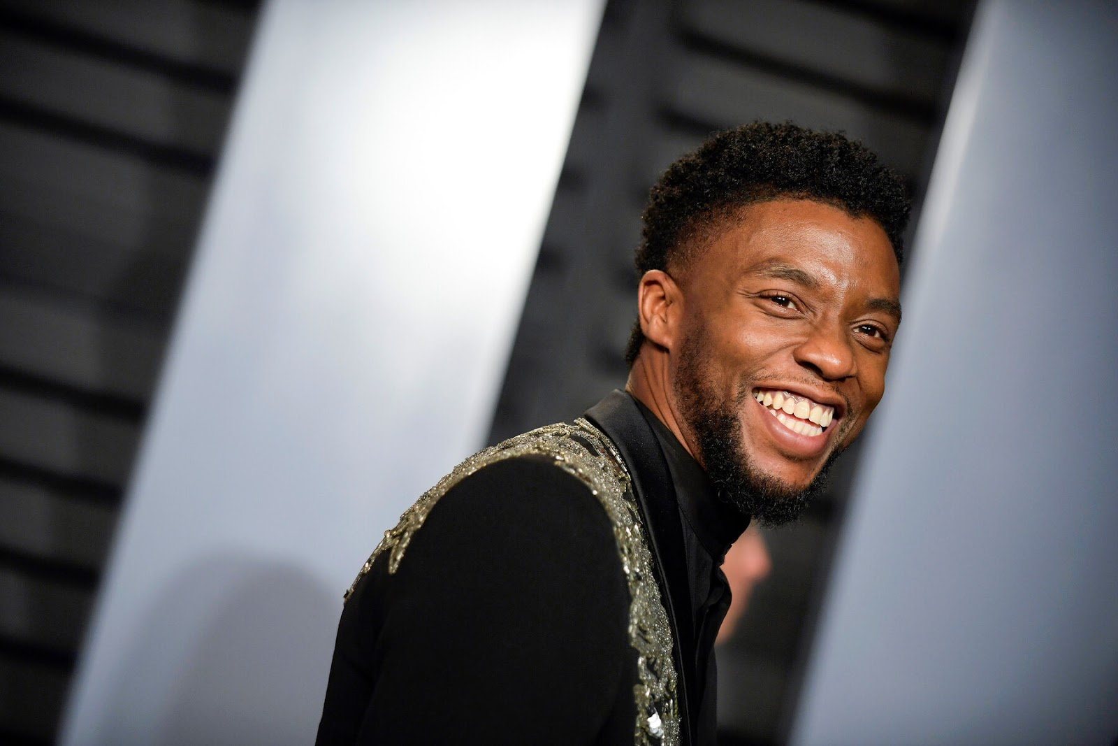 Chadwick Boseman Was A Staunch DJ Black Coffee Fan!