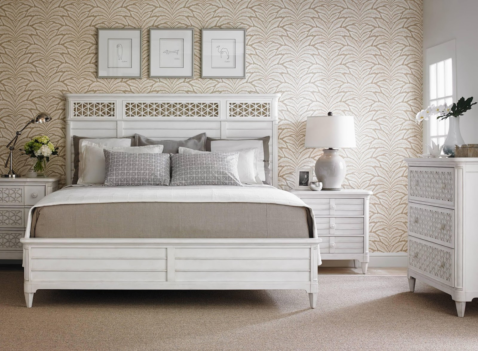 Baer 39 S Furniture Store What 39 S Your Style Cottage Chic From Stanley Furniture
