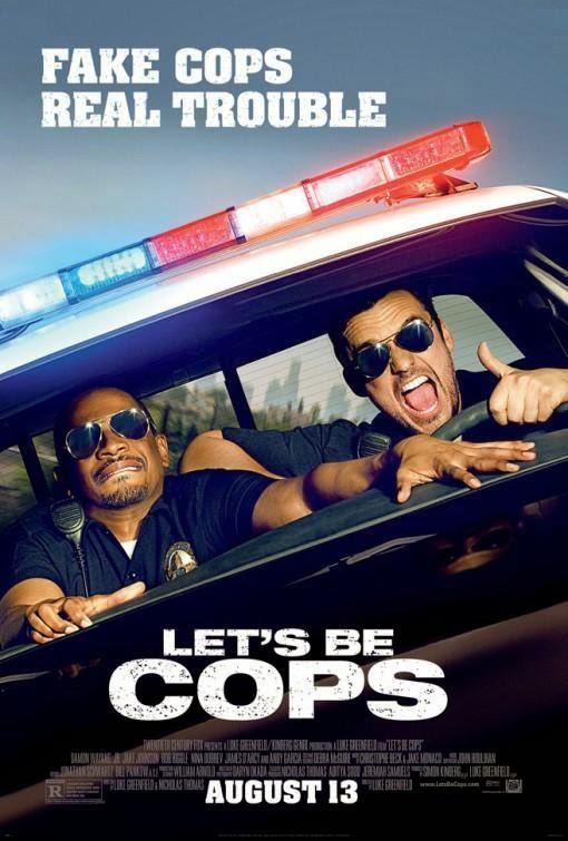 Let's Be Cops ซวยแล้วจ้า ได้มาเป็นตำรวจ [HD][พากย์ไทย]