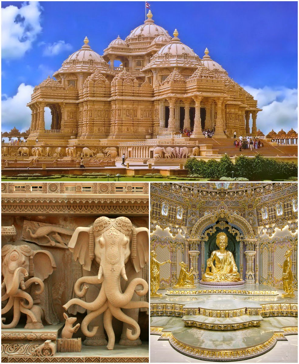 temple of india youtube