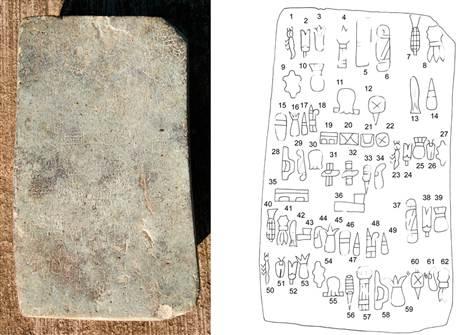 11 Tulisan Kuno yang Belum Terpecahkan Sampai Sekarang 11 Tulisan Kuno yang Belum Terpecahkan Sampai Sekarang 5