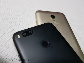 Xiaomi Redmi Note 5 vs Xiaomi Mi A1