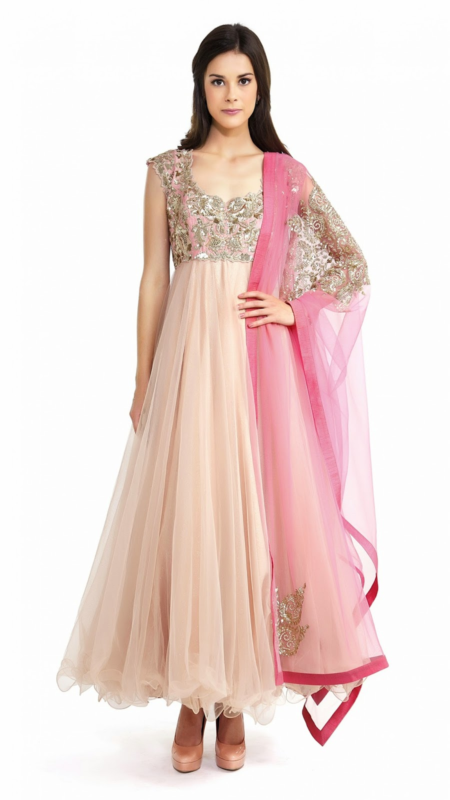 Anushree Reddys Online Jivacouture Collection 2014