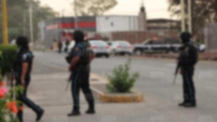 Así Guanajuato: Bloqueos y fuertes enfrentamiento entre policías y sicarios, deja un abatido y dos lesionados en Cortázar
