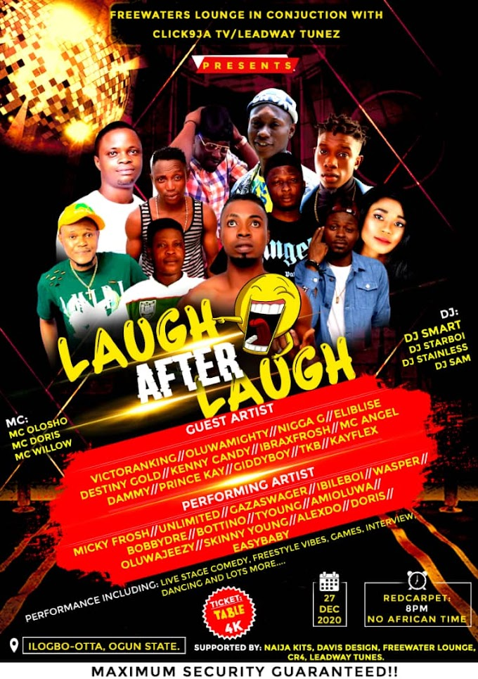 Latest Update: Laugh After Laugh Season '1'  Legendary Awards (L A L)