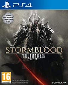 Final Fantasy 14 Stormblood – PS4