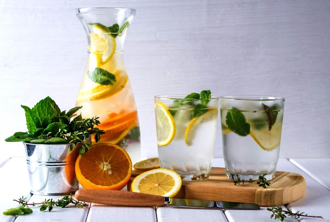 7 ways that your body profits from the water of Lemon