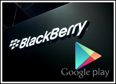 Cara Instal Google Play Store Pada Blackberry BB OS 10
