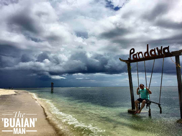 The Buaian Man Of Gili Trawangan