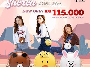 Sheren Mini Bag JimsHoney