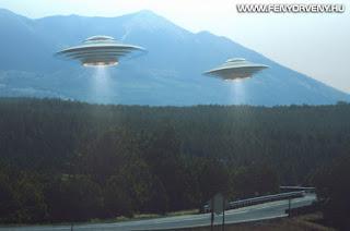UFO észlelések I. (videó összefoglaló)