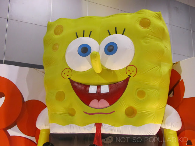 SpongeBob Squarepants Toy Expo 2012
