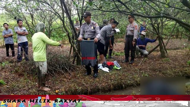 Seorang Pemudik Asal Grobogan Ditemukan Tewas Di Kebun Jeruk Kerabatnya