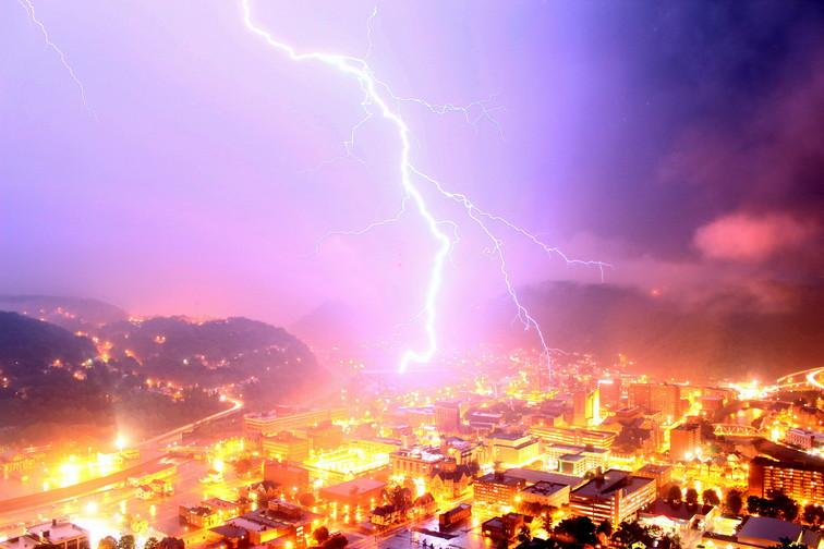 Mellissa Rose Tornado Lightning Amp Storms In Pa