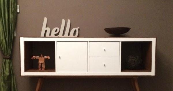 de lunes a domingo ideas para personalizar la estanter a kallax de ikea y transformarla en una. Black Bedroom Furniture Sets. Home Design Ideas