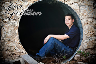 Lisa On Location offers senior portraits for students in New Braunfels, San Antonio, Austin and the surrounding areas.