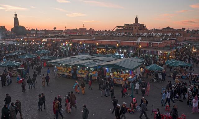 مدينة السوق مراكش