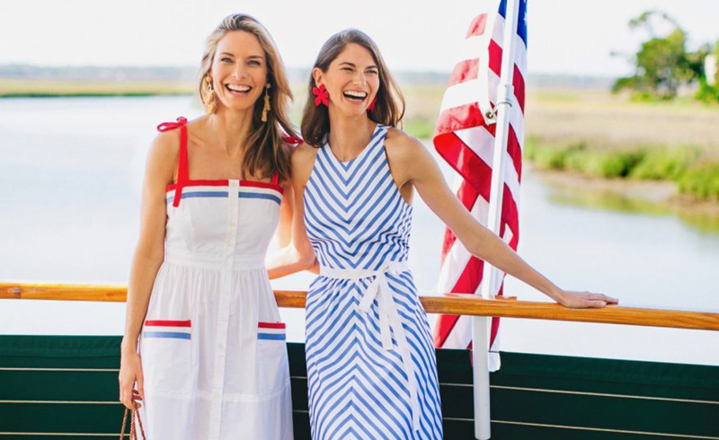 4th of July: Statement Pieces for Every Chic Woman