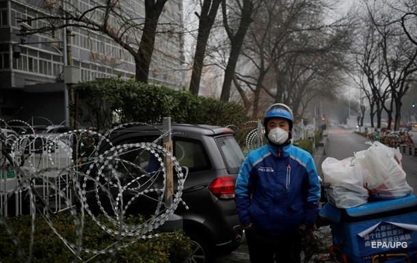 У Китаї число жертв коронавірусу перевищило 2900