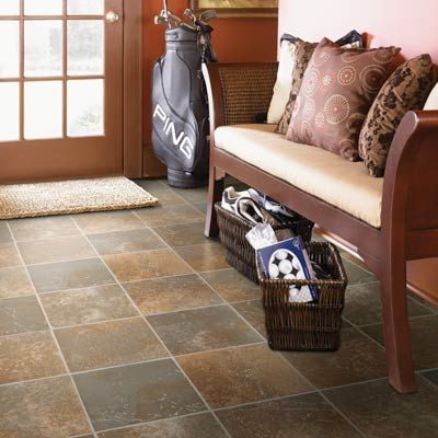 Full Catalog Of Vinyl Flooring Options For Kitchen And