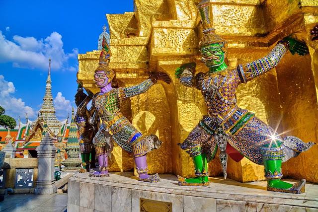 viagem bangkok dicas